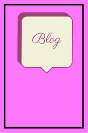 Website buttons - blog